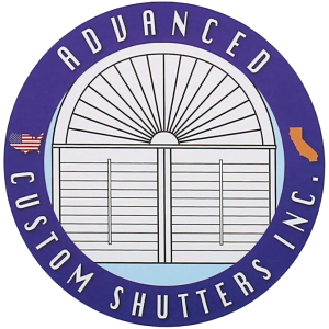 Advanced Custom Shutters logo