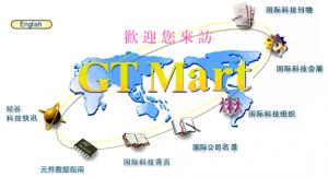 GT Mart logo