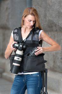 photographer vest