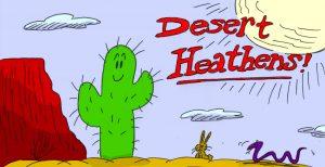Desert Heathens logo